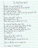 lyrics, music, one direction, paper, song - image #336136 on Favim.com