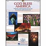 Hal Leonard God Bless America-Patriotic and Inspirational Songs for ...