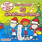 The Ultimate 30 Christmas Songs - Inspirational Kids | Songs, Reviews ...
