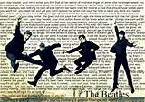 beatles, boys, famous, lyrics, music - image #330093 on Favim.com