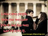 Famous Love Quotes - Messages, Wordings and Gift Ideas