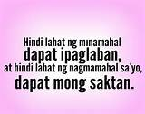 Romantic Tagalog Love Quotes, Pinoy love quotes tagalog