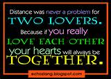 ... problem for two lovers. | Echoz Lang - Tagalog Quotes Collection