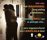 Tagalog Love Quotes for Him and Pinoy Love Quotes for Boyfriend - Boy ...