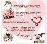 Beautiful love quotes message wallpaper | Good Morning Quote