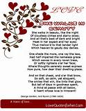 love quotes and poems for her