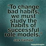 Quotes On Images » All Quotes On Images » To Change Bat Habits