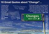 Famous Quotes About Change And Growing Up