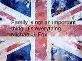 famous, quotes, wise, sayings, michael j fox, family | Favimages.net
