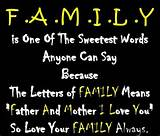 30 Great Family Quotes and Sayings | quotes i like