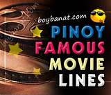 pinoy famous movie lines tagalog famous movie lines filipinos are fun ...