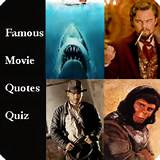 Famous Movie Quotes Quiz by bazp | 2940147139011 | NOOK App | Barnes ...