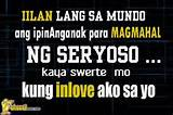 Sayings About Education Tagalog