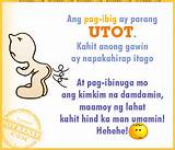 Tagalog Funny Love Quotes and Pinoy Funny Love Sayings - Boy Banat