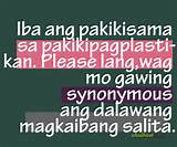 tagalog quotes - synonymous-Tagalog Quotes