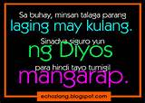 ... Tagalog Quotes Collection - funny quotes tagalog version #14