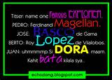 ... explorer | Dora The Explorer | Echoz Lang - Tagalog Quotes Collection