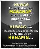 ... Quotes Tagalog Sweet Text Wallpaper - funny filipino sayings #19