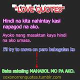 Awy Tagalog Sad Love Quotes Cached Similartagalog - funny love quotes ...