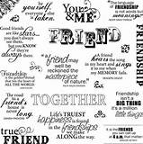 Famous friendship quotes, funny friendship quotes « A QuotesA Quotes