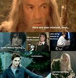 ... Lord The Ring - funny harry potter movie quotes #6 - Doblelol.com